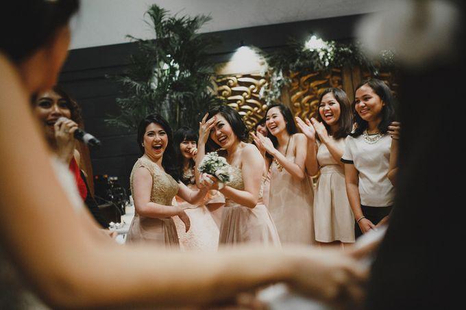 Intimate Kembang Goela Wedding by ILUMINEN - 036