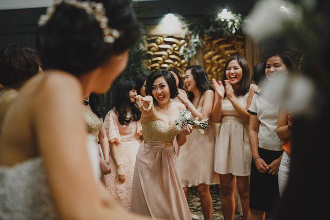 Intimate Kembang Goela Wedding by ILUMINEN - 037