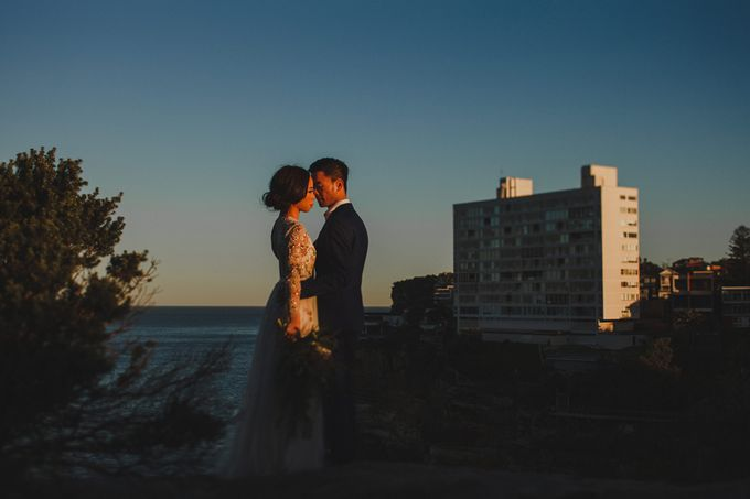 Sydney Lighthouse Connection Sessesion | Mendy & Koh by ILUMINEN - 033