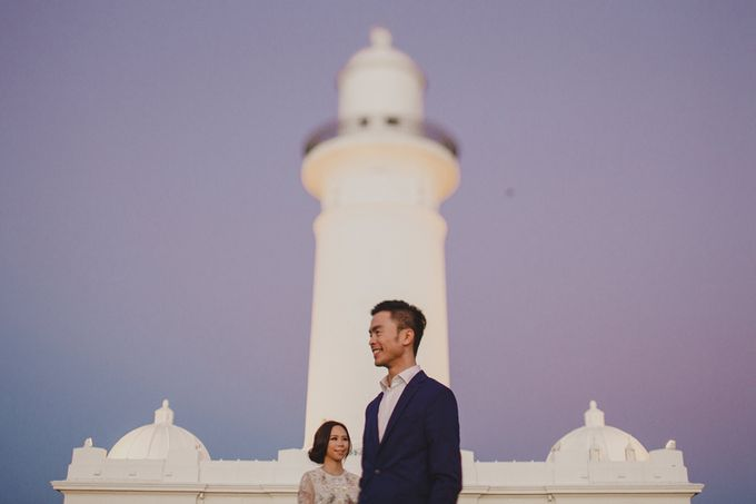 Sydney Lighthouse Connection Sessesion | Mendy & Koh by ILUMINEN - 037