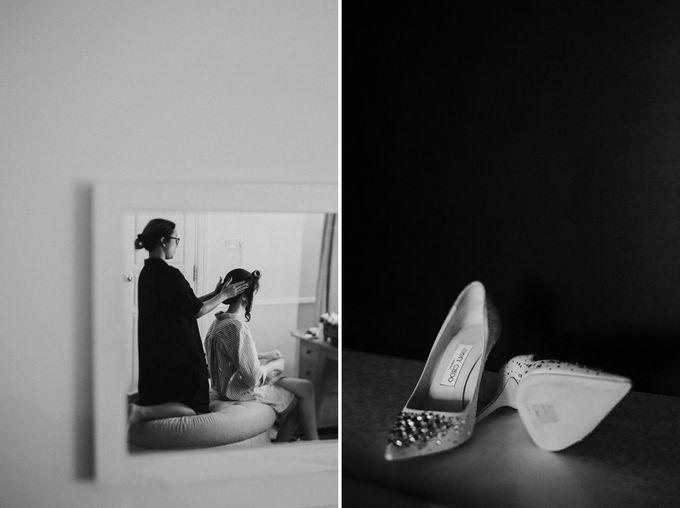Bali Wedding - Rico and Sara by ILUMINEN - 005