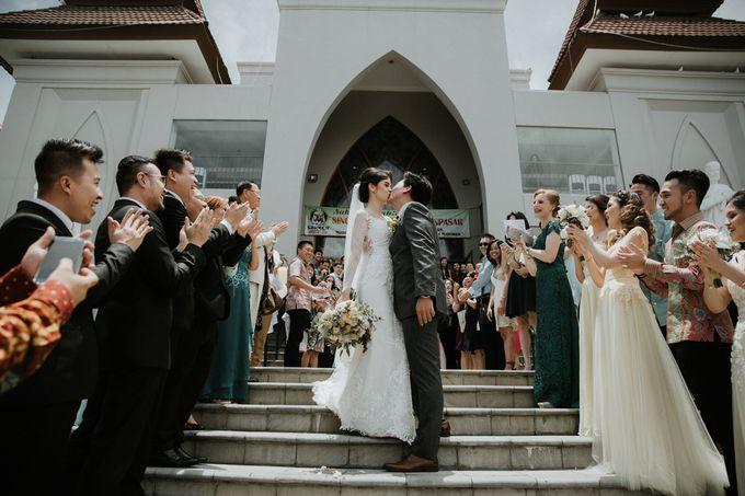 Bali Wedding - Rico and Sara by ILUMINEN - 010