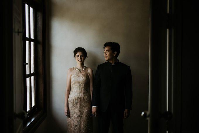 Bali Wedding - Rico and Sara by VAGABOND - 011