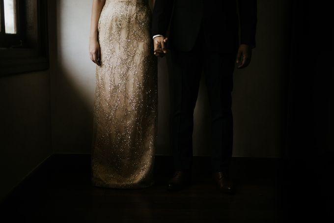 Bali Wedding - Rico and Sara by VAGABOND - 012