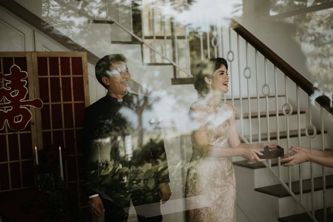 Bali Wedding - Rico and Sara by VAGABOND - 013