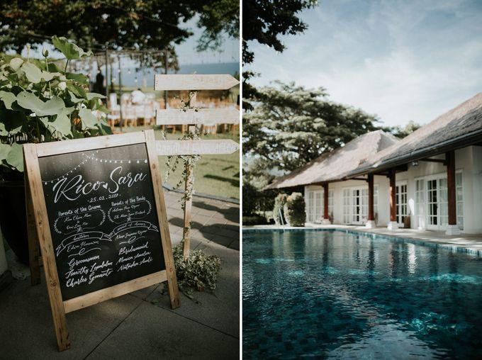 Bali Wedding - Rico and Sara by VAGABOND - 017