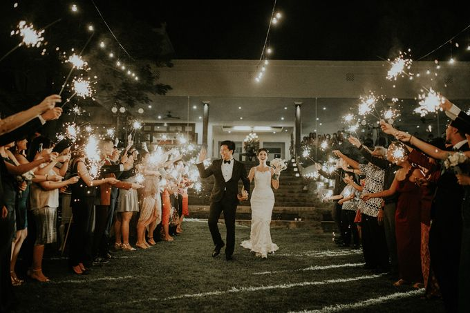 Bali Wedding - Rico and Sara by ILUMINEN - 021