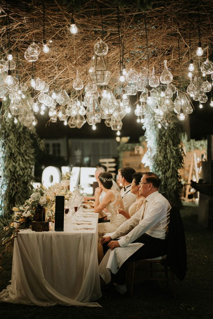 Bali Wedding - Rico and Sara by ILUMINEN - 022