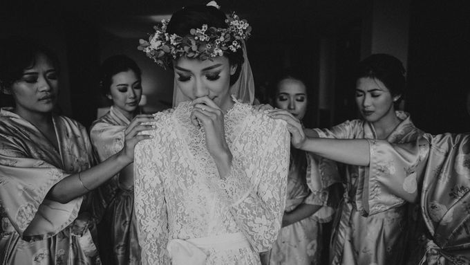 Sheren and Dennis Wedding by ILUMINEN - 010