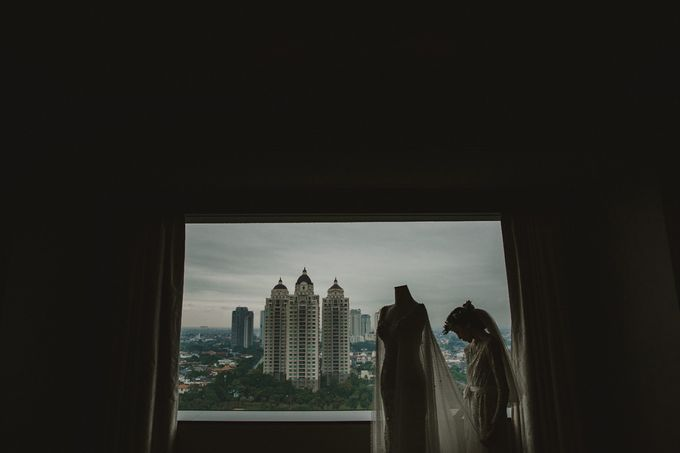 Sheren and Dennis Wedding by ILUMINEN - 011