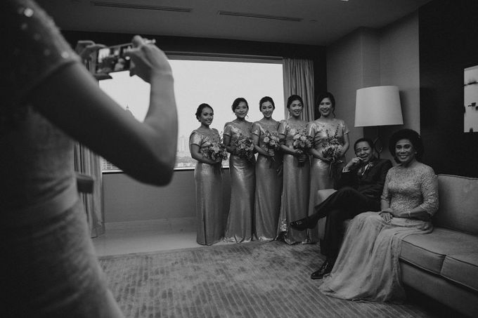 Sheren and Dennis Wedding by ILUMINEN - 024
