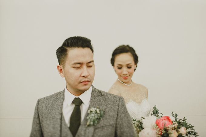 Sheren and Dennis Wedding by ILUMINEN - 043
