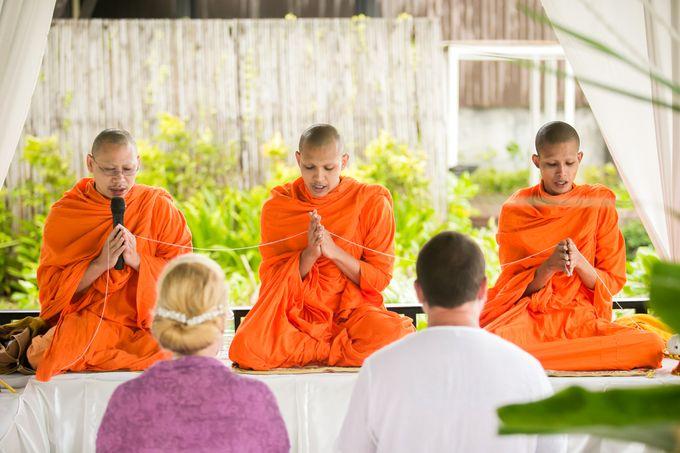 Intimate Thai Wedding Ceremony by Dream Asia Weddings - 017