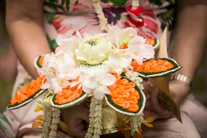 Intimate Thai Wedding Ceremony by Dream Asia Weddings - 018