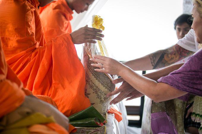 Intimate Thai Wedding Ceremony by Dream Asia Weddings - 021