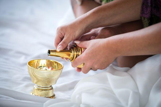 Intimate Thai Wedding Ceremony by Dream Asia Weddings - 016