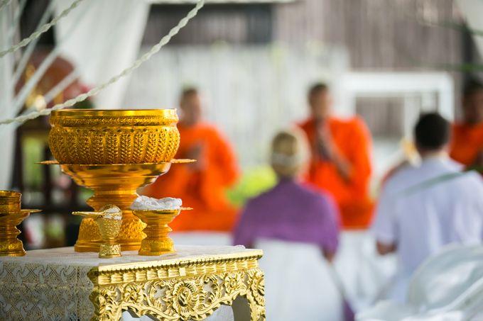Intimate Thai Wedding Ceremony by Dream Asia Weddings - 025