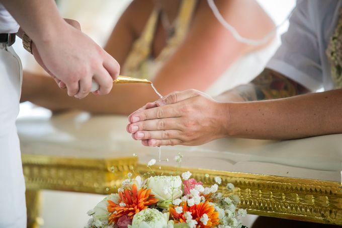 Intimate Thai Wedding Ceremony by Dream Asia Weddings - 023