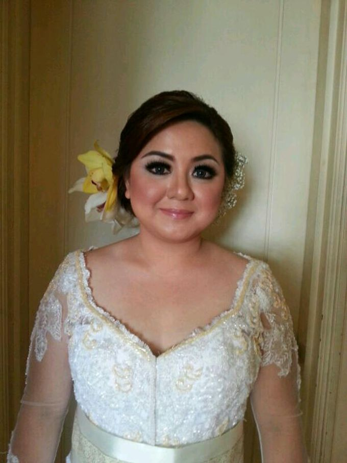 Bride Make Up by IBELmakeuppro - 002