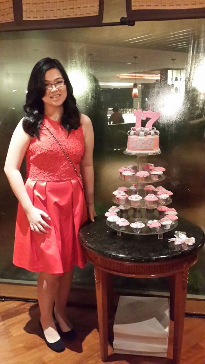 Presweet 17 and sweet 17th by Xinxin Make Up - 004