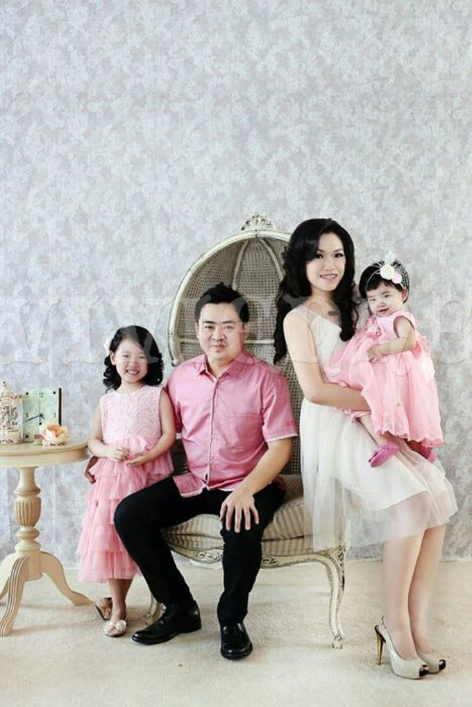 Family Photo by Xinxin Make Up - 009
