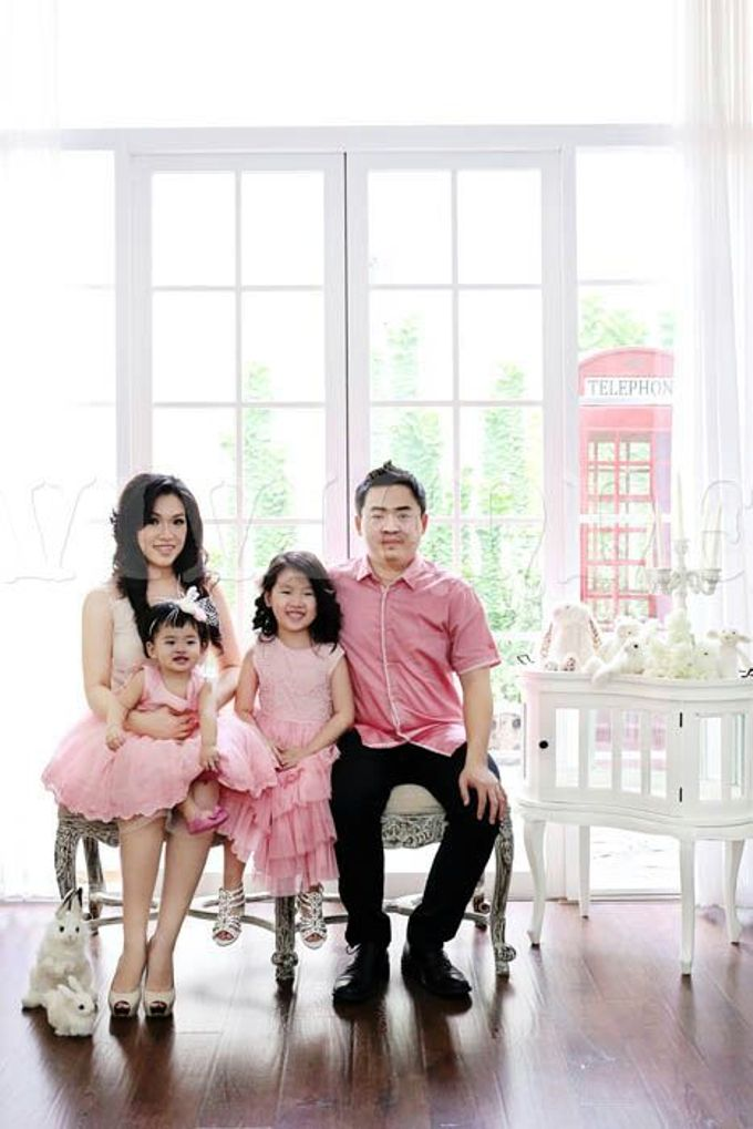 Family Photo by Xinxin Make Up - 008