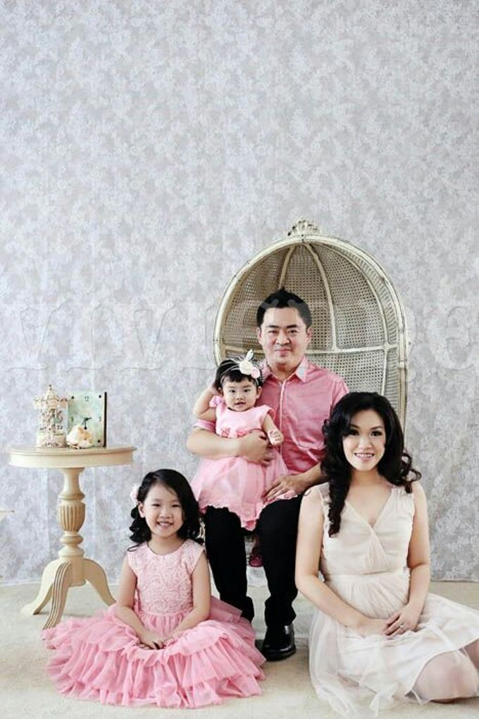 Family Photo by Xinxin Make Up - 007