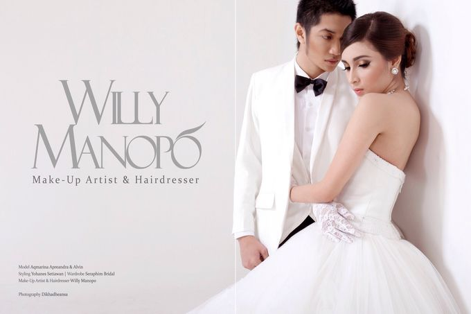 Willy Manopo by Willy Manopo - 001