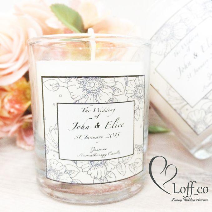 Aromatherapy Candle by Loff_co souvenir - 006