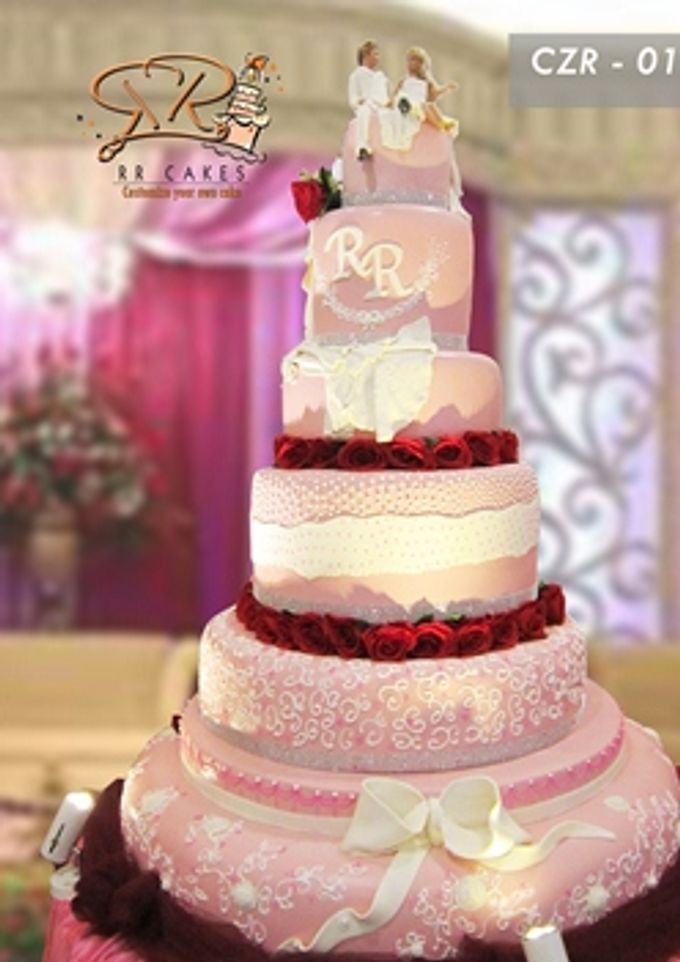 RR cake 5 tingkat by RR CAKES - 022