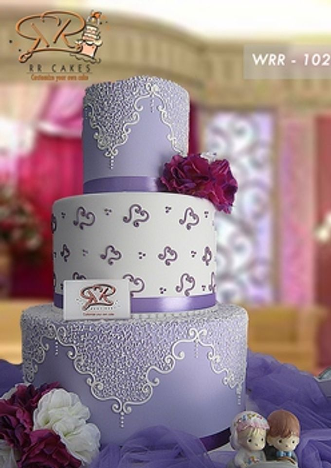 RR cake 3 tingkat by RR CAKES - 006