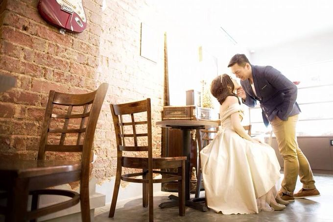 Prewedding of Defry & Piphin by Jessica Huang - 001