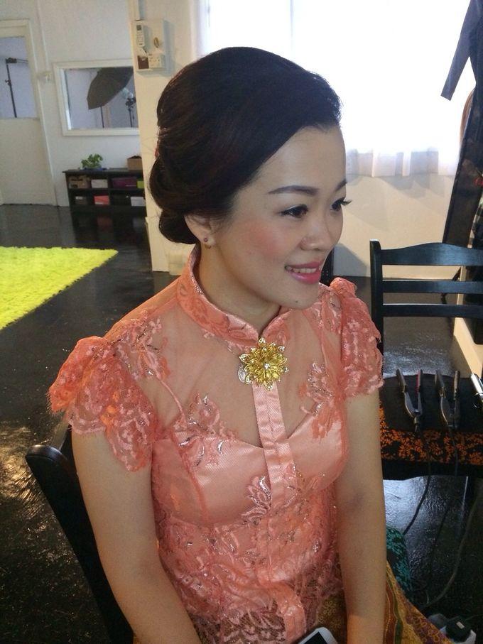 Ms Happy prewedding pictures by YANNA CHEN ATELIER - 003