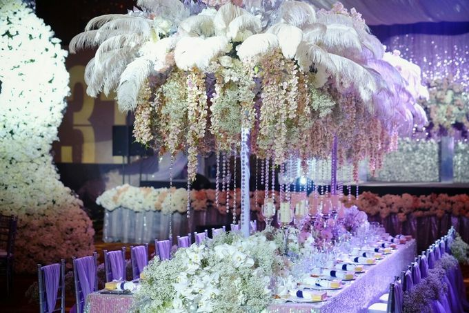Fantasy Wedding by STEVE'S DECOR - 004