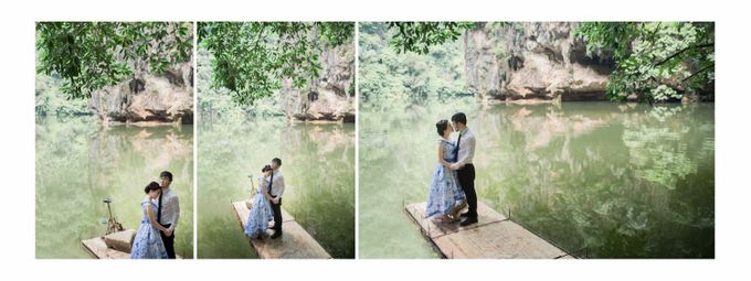 Ms Happy prewedding pictures by YANNA CHEN ATELIER - 001