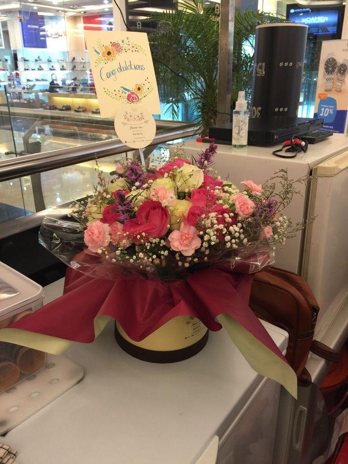 Flower Inc Bucket Arrangement by Flower Inc. - 001