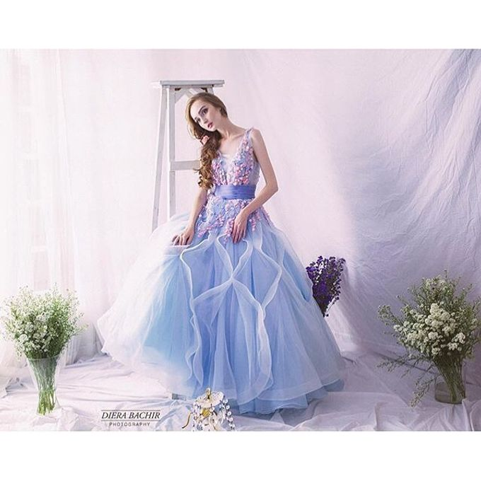 Living in fairytale by The Penthouse Dress - 001