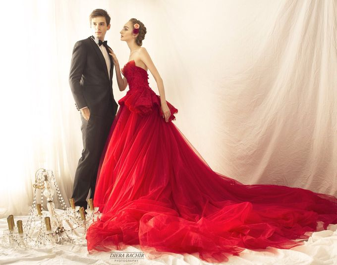 Living in fairytale by The Penthouse Dress - 009