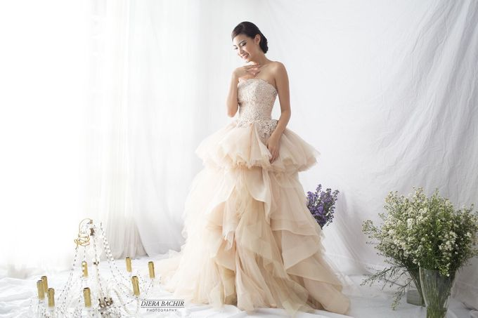 Living in fairytale by The Penthouse Dress - 008