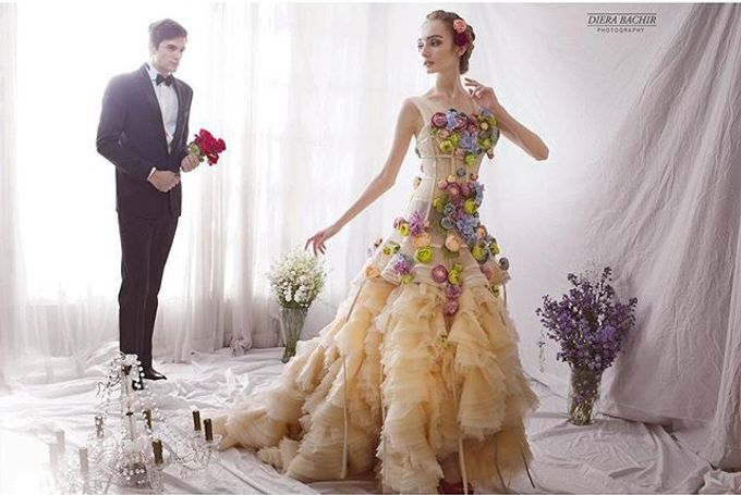 Living in fairytale by The Penthouse Dress - 002