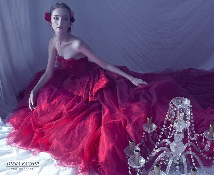 Living in fairytale by The Penthouse Dress - 005