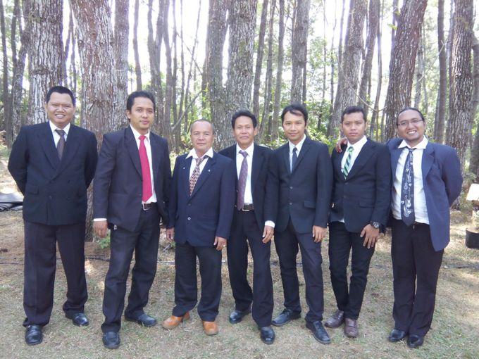 Sisi & Caka Wedding - Pine Forrest Lembang by  Jempol Jenthik Orkes Keroncong - 003