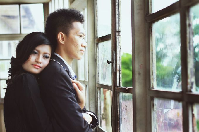 Prewedding Photoshoot by Coklat Photo Surabaya - 021