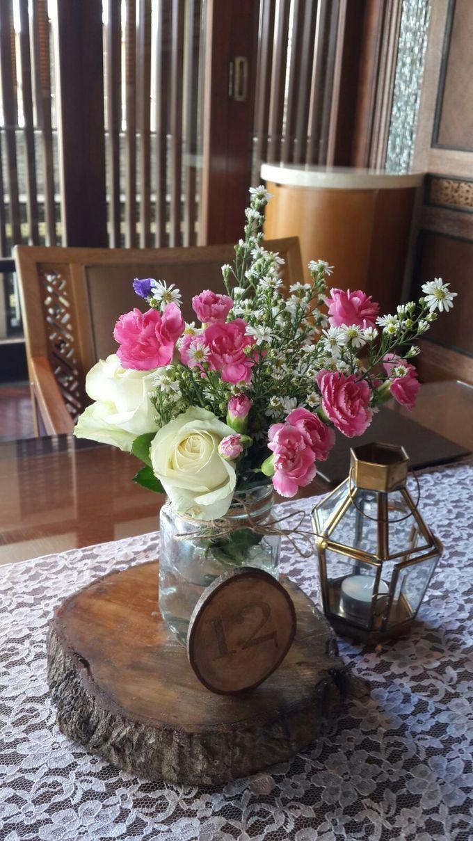 Rustic Romantic at SUNDARA FOURSEASON BALI by Catalina Flora - 008