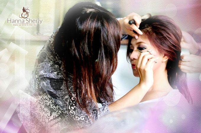 Wedding & Prewedding Make Up & Hair Do by Hanna Sherly MUA & Hair Do - 003