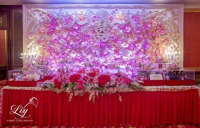 Sanjit decoration by Lily Florist & Decoration - 001