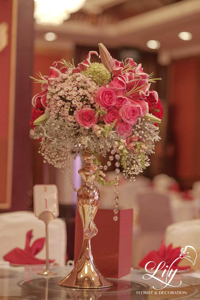 Sanjit decoration by Lily Florist & Decoration - 002
