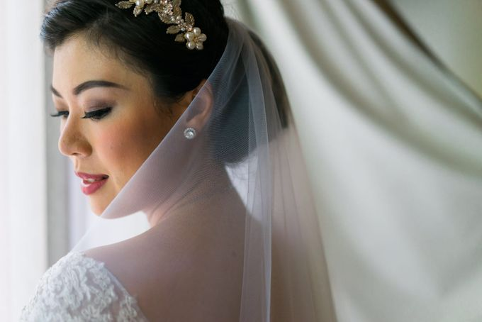 Eddy & Herlina Wedding by bjcmakeupartist - 004