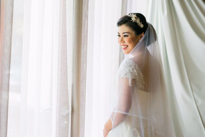 Eddy & Herlina Wedding by bjcmakeupartist - 002