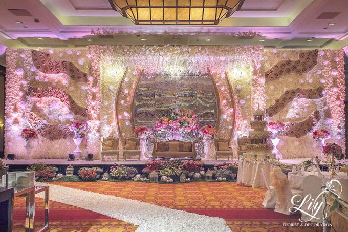 Sanjit decoration by Lily Florist & Decoration - 005